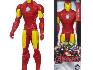Avengers Age of Ultron Titan Hero Series Iron Man 12-Inch Action Figure
