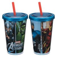 Avengers Assemble 12 oz. Acrylic Travel Cup