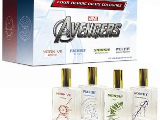 Avengers Assembled Cologne Set