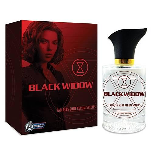 Avengers Black Widow Perfume