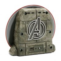 Avengers Captain America Shield Bluetooth Speaker