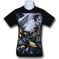 Avengers City Stance T-Shirt