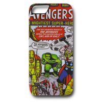 Avengers Comic Number One iPhone 5 Case