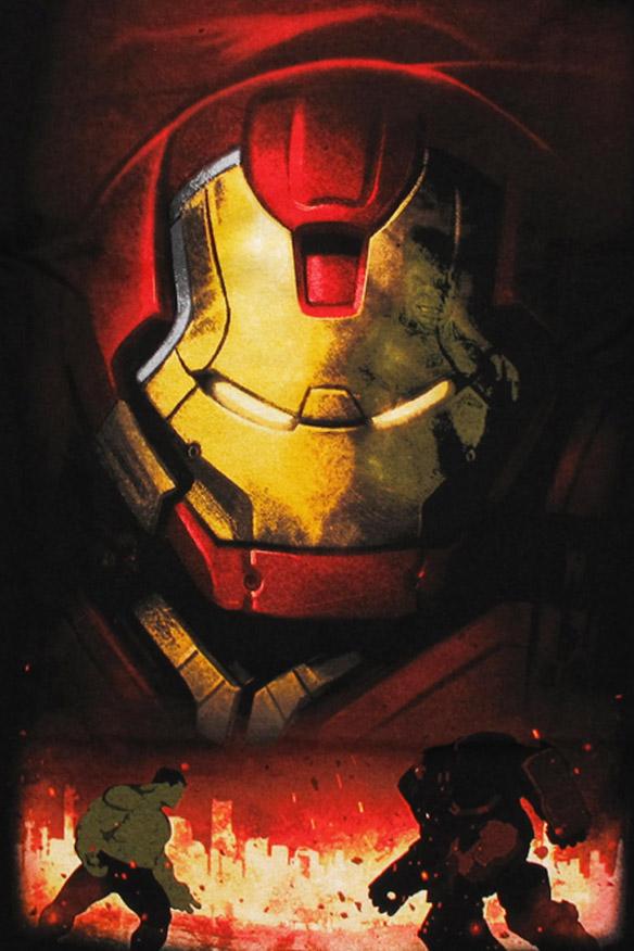 Avengers Hulk-Bustin Suit Shirt