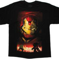 Avengers Hulk-Bustin Suit T-Shirt
