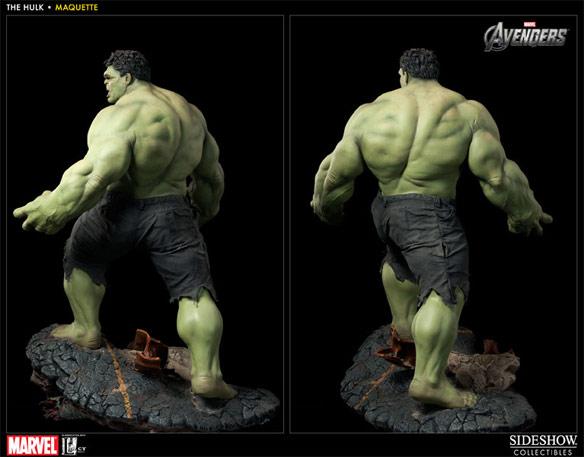 Avengers Hulk Maquette