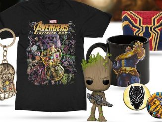 Avengers Infinity War Edition HeroBox