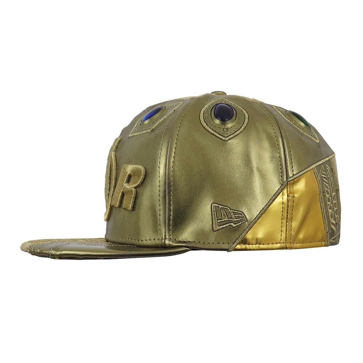 Avengers Infinity War Gauntlet 59 Fifty Hat 3109885f9ac8