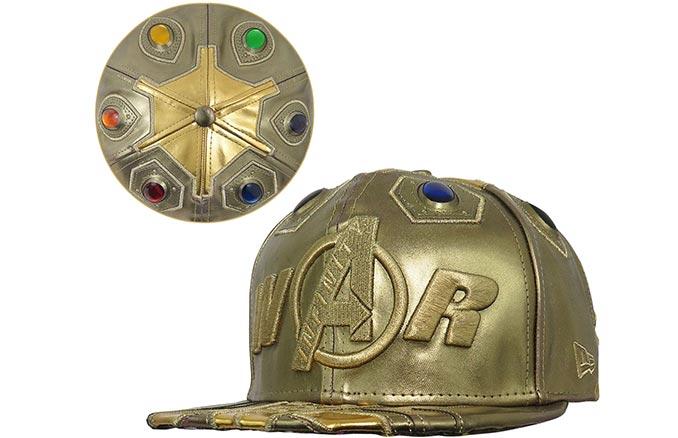 Avengers Infinity War Gauntlet Hat