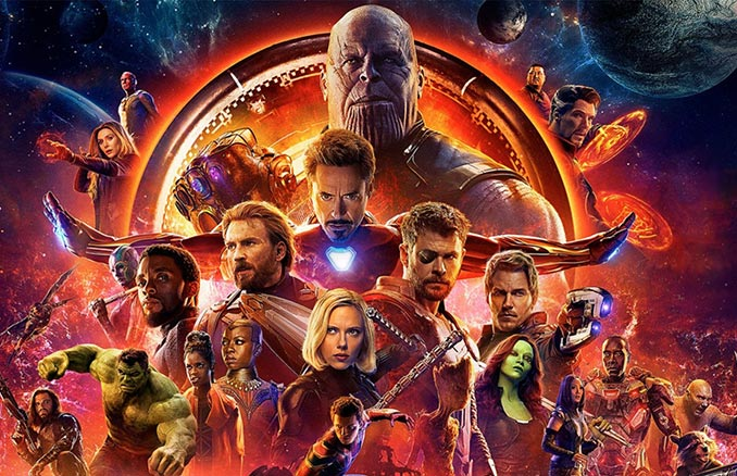 Avengers: Infinity War Reviews