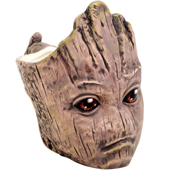 Avengers: Infinity War Teen Groot Sculpted Mug