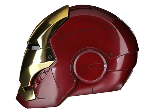 Avengers Iron Man Mark VII Helmet Prop Replica side
