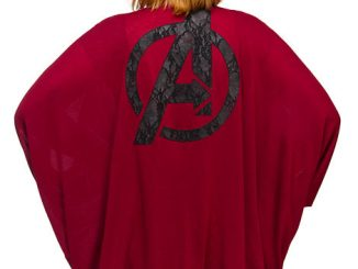 Avengers Ladies Dolman Cardigan