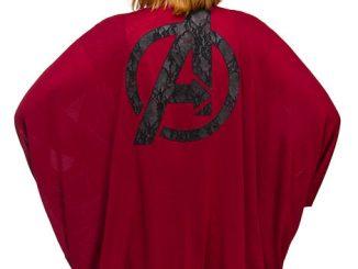 Avengers Ladies Dolman Cardigan