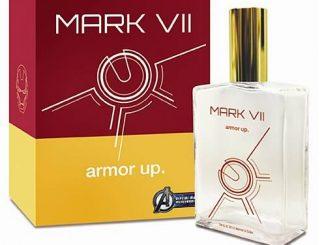 Avengers Mark VII Armor up Iron Man Cologne