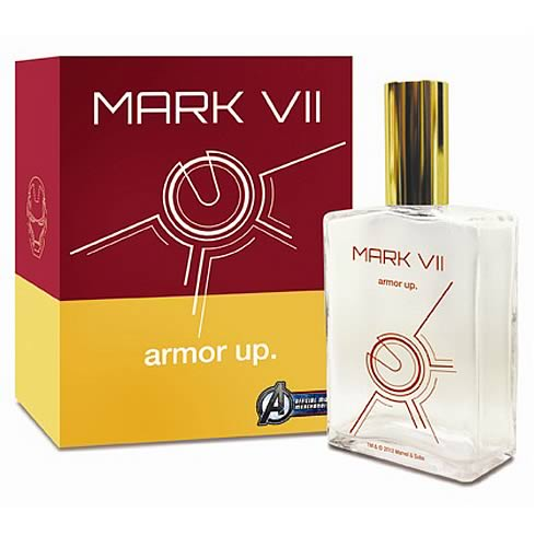 Avengers Mark VII Armor up Iron Man Cologne