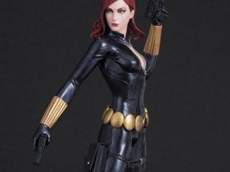 Avengers Now Black Widow ARTFX Statue