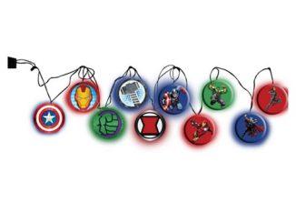 Avengers String Lights