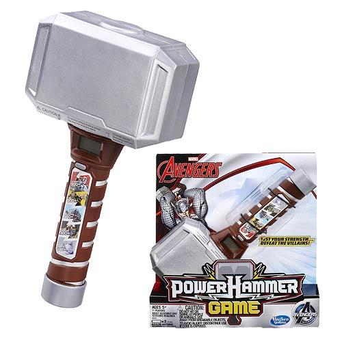 Avengers Thor Power Hammer Game