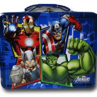 Avengers Tin Lunch Box
