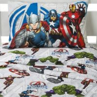 Avengers Twin Sheet Set