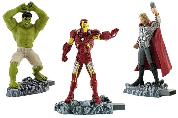 Avengers Collection USB Flash Drives
