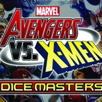 Avengers vs XMen Marvel Dice Masters Starter Set