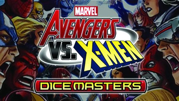 Avengers vs XMen Marvel Dice Masters Starter Set