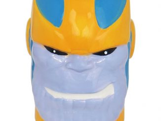 Awesome Ceramic Thanos Sculpted Mug