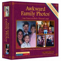 Awkward Family Photos Board Game