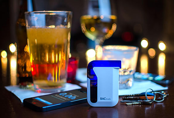BACtrack Personal Mobile Breathalyzer