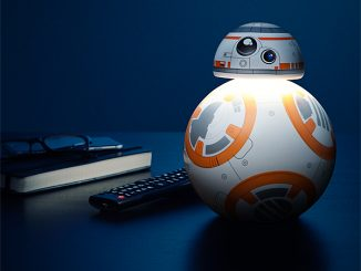 Star Wars BB-8 Desktop Lamp