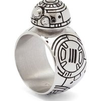 BB-8 Droid Molded Ring