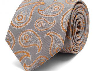 BB-8 Paisley Tie