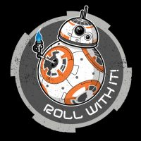 BB-8 Roll With It Shirt
