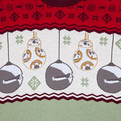 BB-8 Sleigh Bells Holiday Sweater