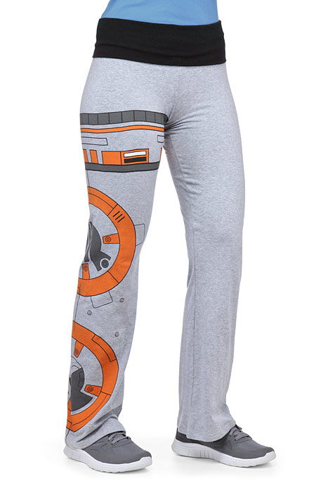 BB-8 Yoga Pants