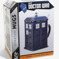 BBC Doctor Who Collector's Edition TARDIS Stein