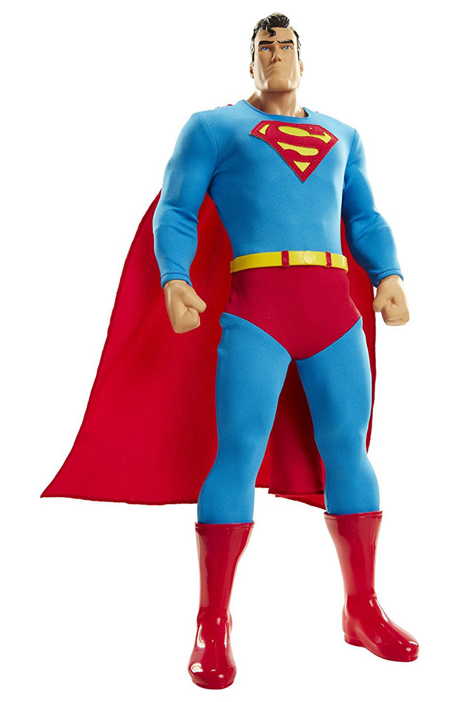 BIG-FIGS Tribute Series DC Originals 18-Inch Superman