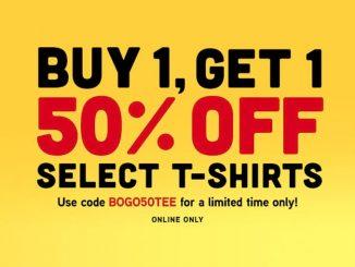 BOGO T-Shirts ThinkGeek