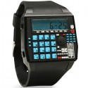 BPM Drum Machine Style Calculator Wristwatch