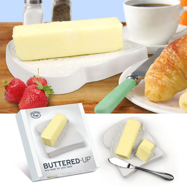 BUTTERED-UP