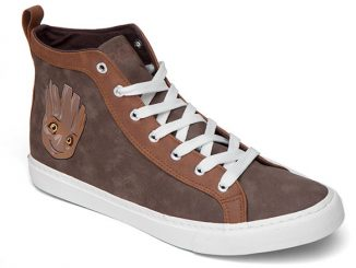 Baby Groot High Top Sneakers