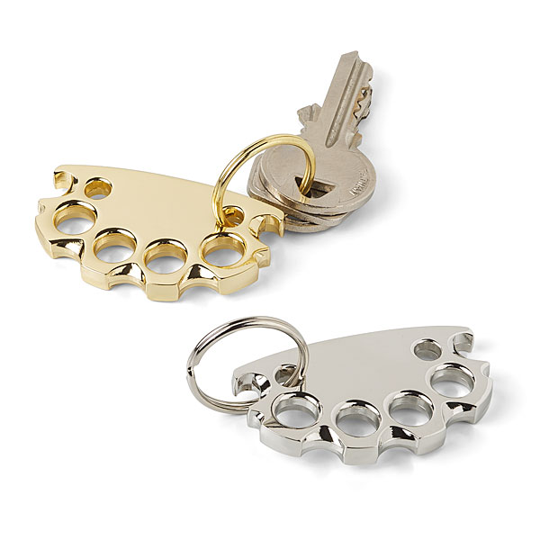 BabyKnucks Bottle Opener Keychain