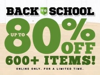 Back to School Sale ThinkGeek