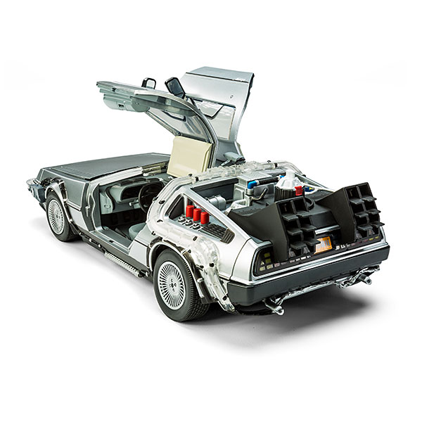 Back to the Future 2 Hover DeLorean Electronic Vehicle