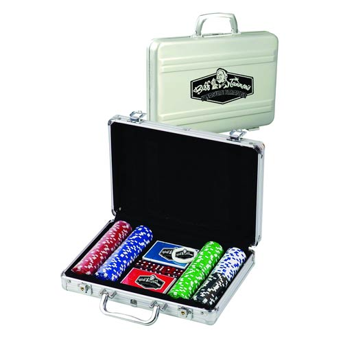 Back to the Future Biff's Paradise Casino Poker Set