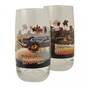Back to the Future III Tumbler