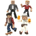 Back to the Future Minimates 25th Anniversary Box Set