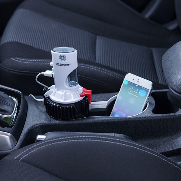 Back to the Future Mr. Fusion Car Charger
